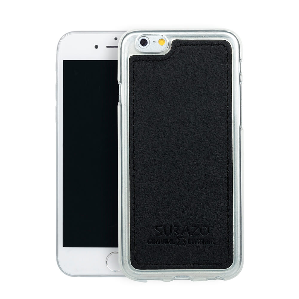 Back case - Dakota Black