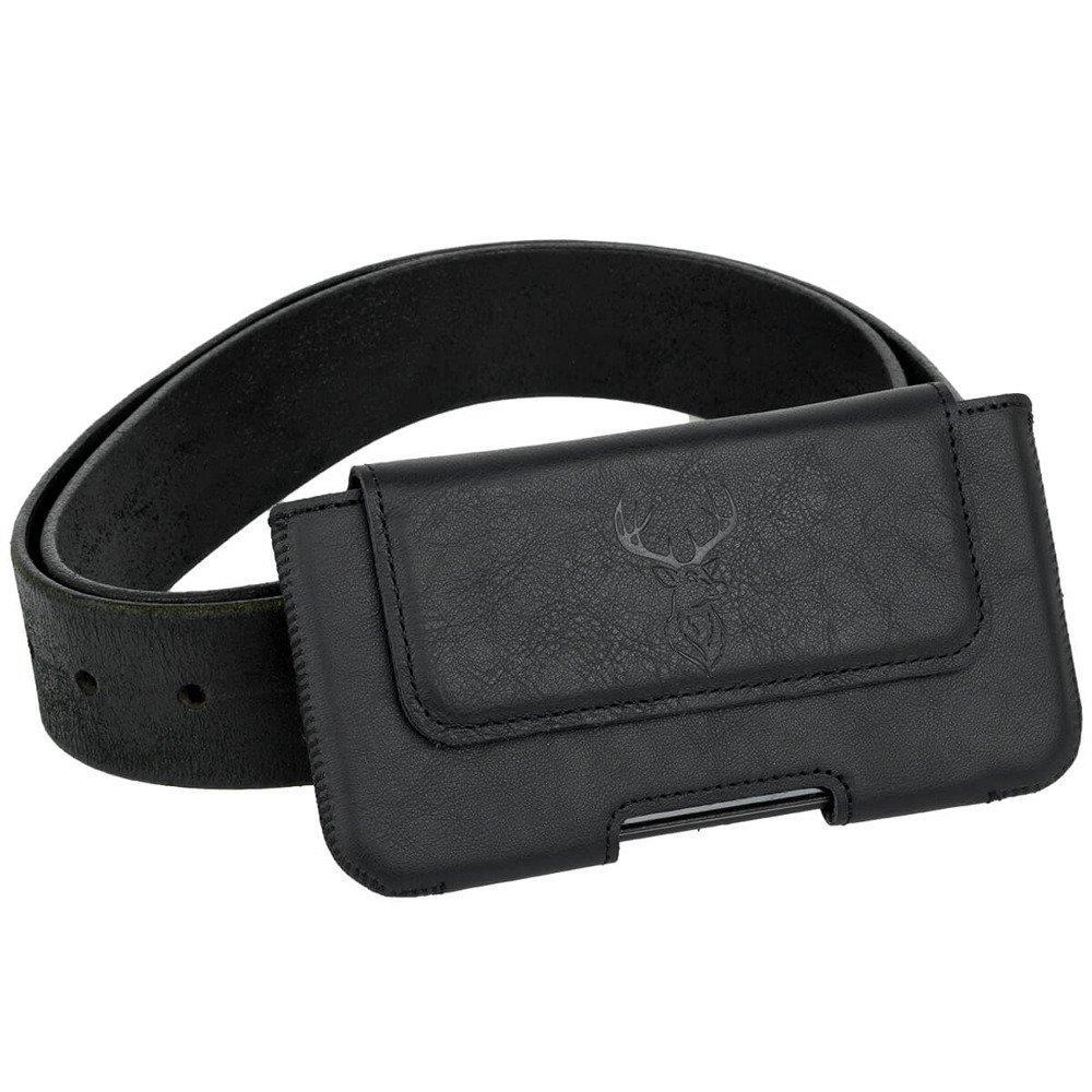 Belt case - Dakota Black - Deer