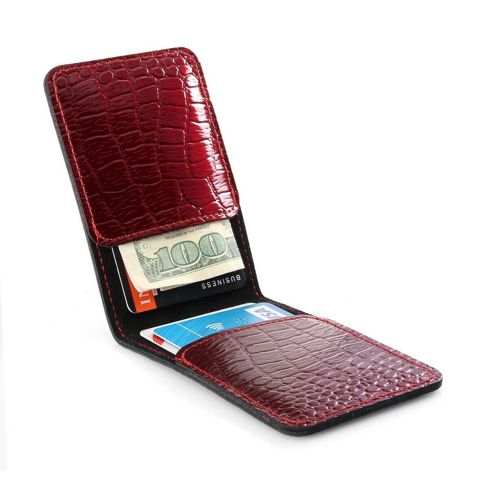 Etui for cards and business cards - Cayme Red
