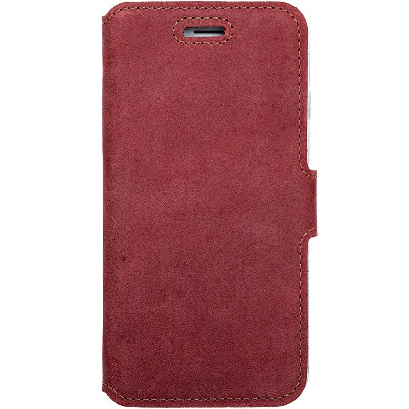 Slim cover - Nubuck Red