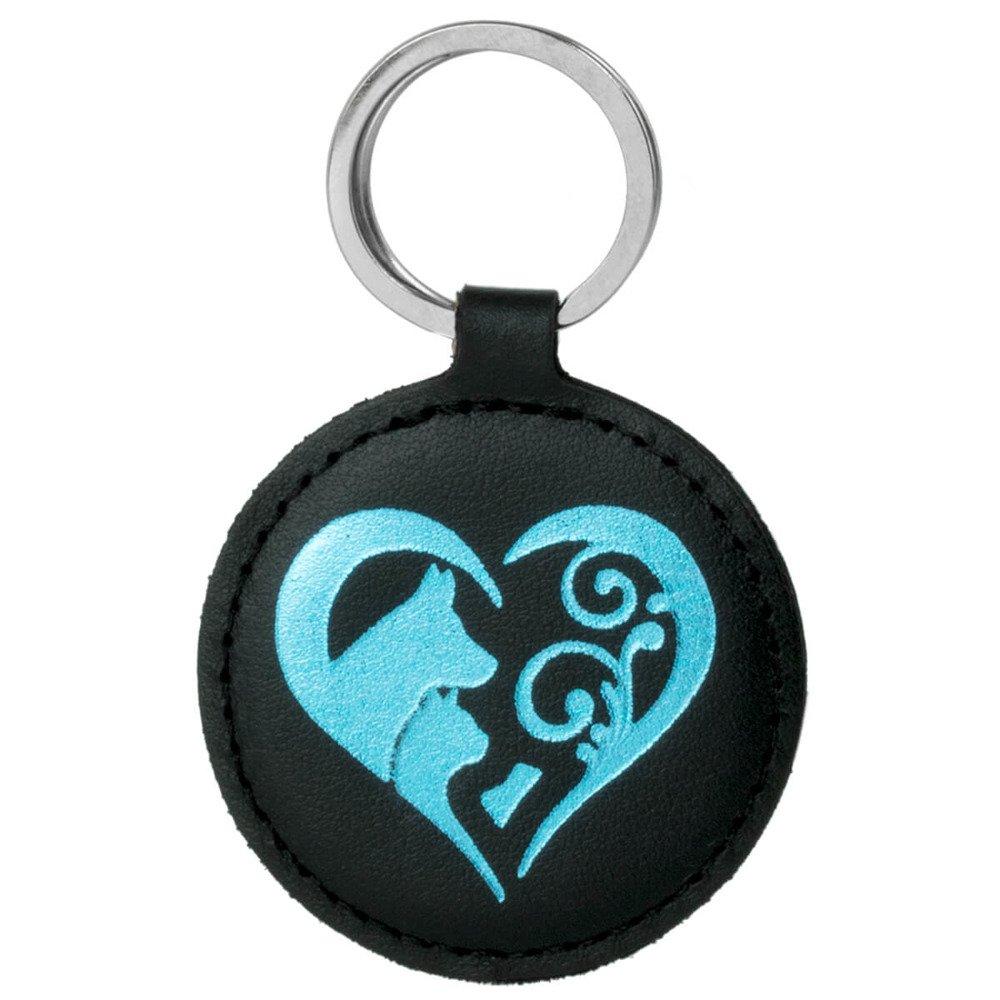 Smart magnet RFID - Costa Black - Animal Love Turquoise