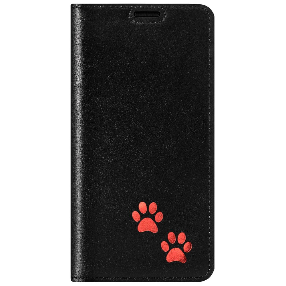 Smart magnet RFID - Costa Black - Two Paws Red