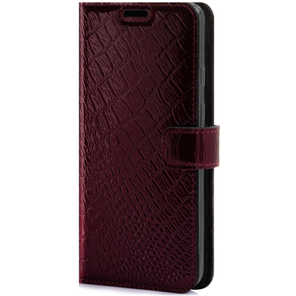Wallet case - Cayme Red