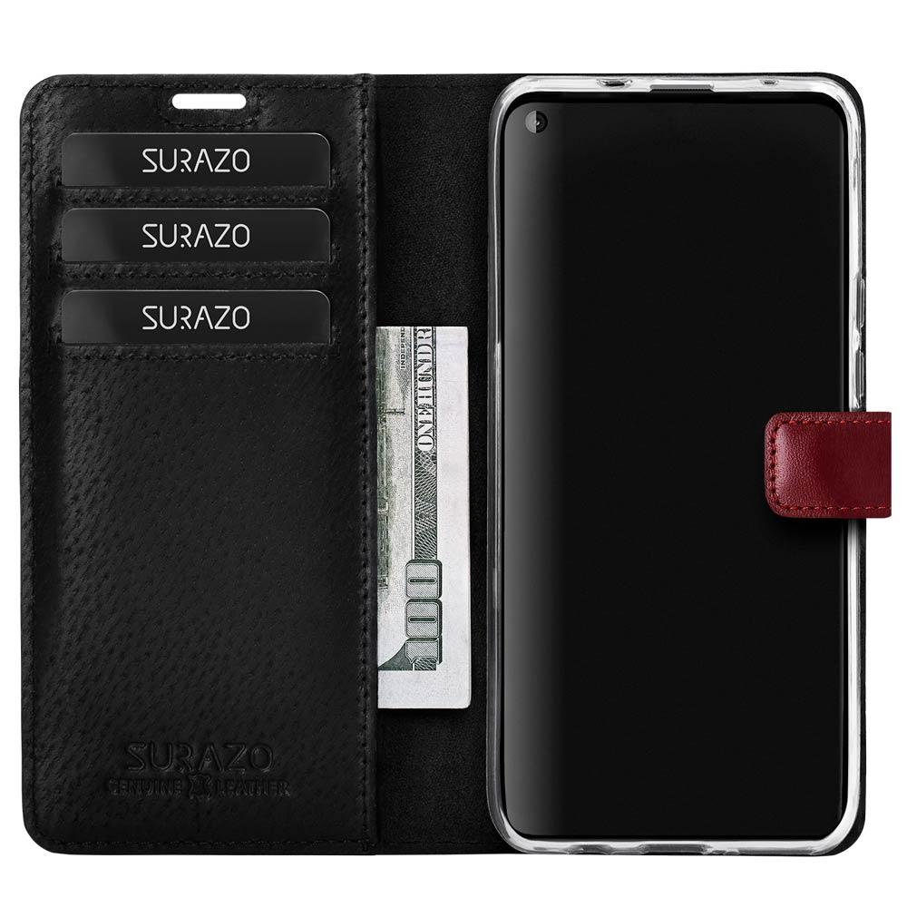 Wallet case - Costa Red