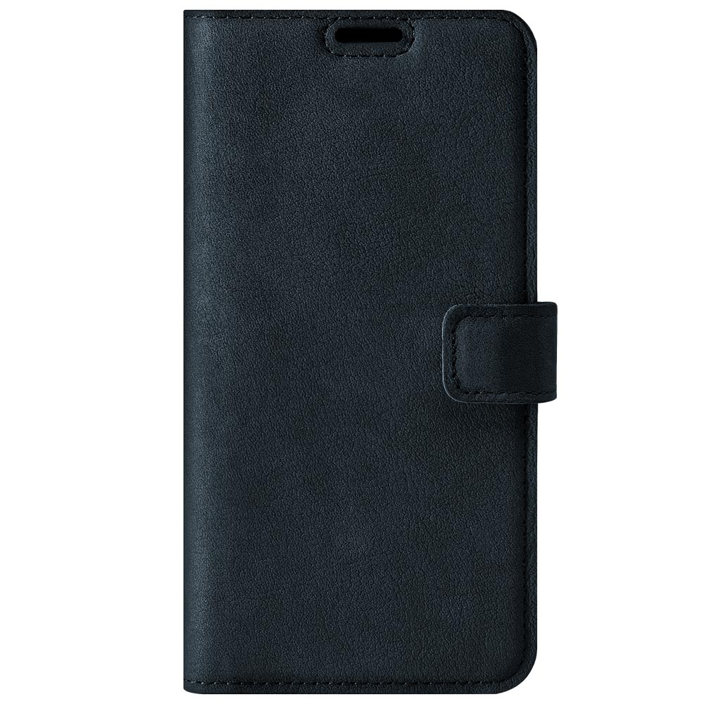 Wallet case - Nubuck Navy blue