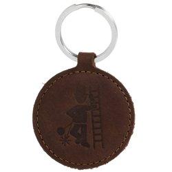 Keychain - Nut Brown - Chimney Sweep