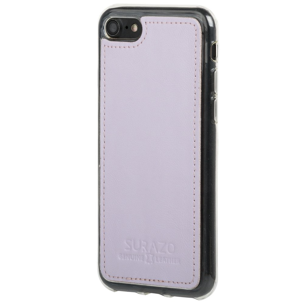 Back case - Pastel Fioletowy