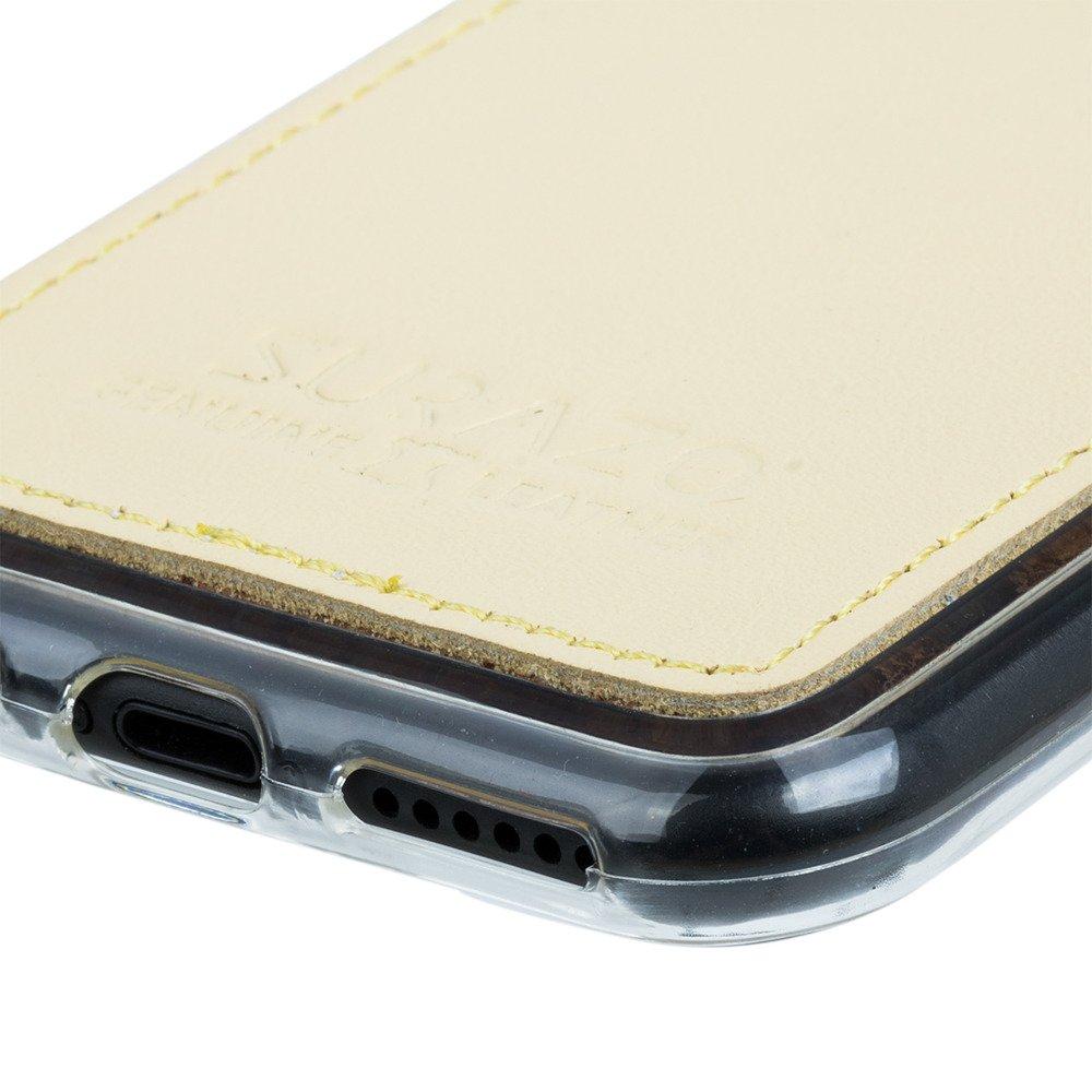 Back case - Pastel Żółty