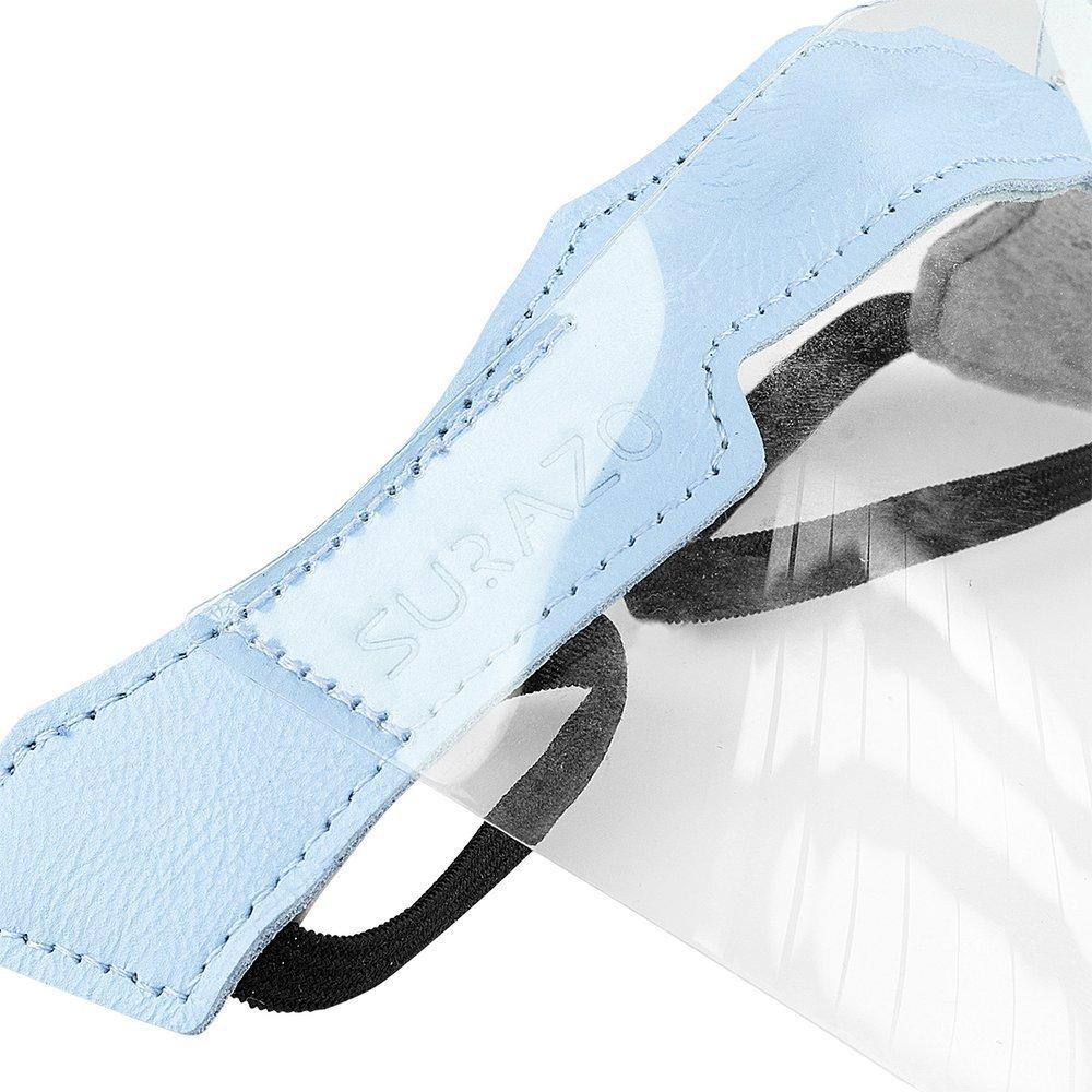 Mini Przyłbica - Pastel Niebieski