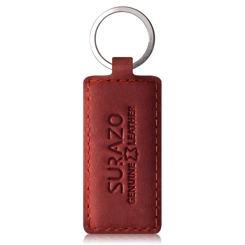 Smart magnet RFID - Nubuk Czerwony