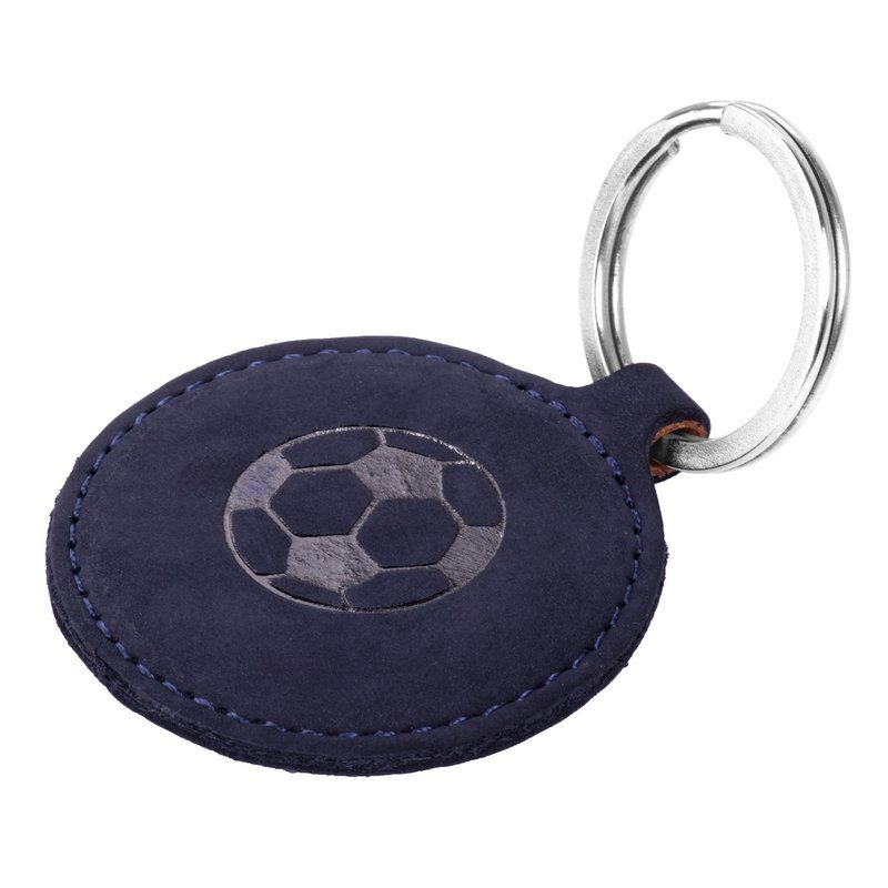 Smart magnet RFID - Nubuk Granatowy - Piłka nożna